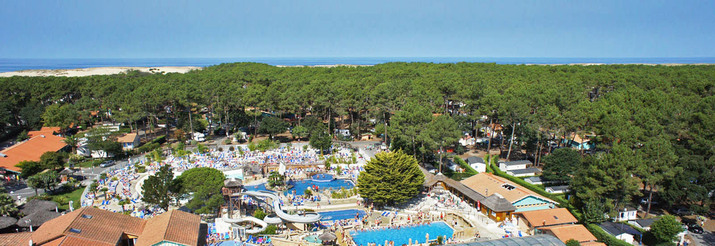Camping in europa campings frankrijk campings - Camping le vieux port plage sud 40660 messanges france ...